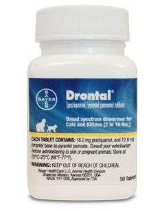 Drontal Wormer Guide Why Pets Need Drontal Vet Medic