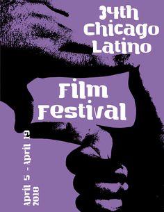 Participation on Chicago Latino Film Festival Latino Film Festival, Chicago, Movies, Movie Posters, Films, Film Poster, Cinema, Movie, Film