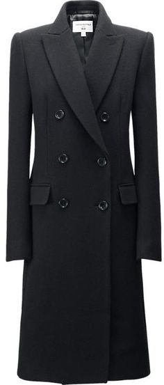 Women Carine Wool Chester Coat