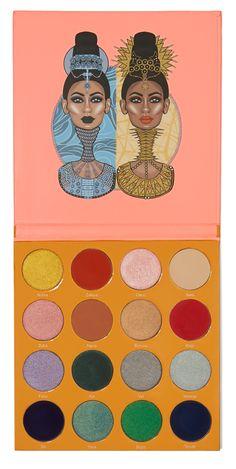 Juvia's Place • The Magic Palette • $35