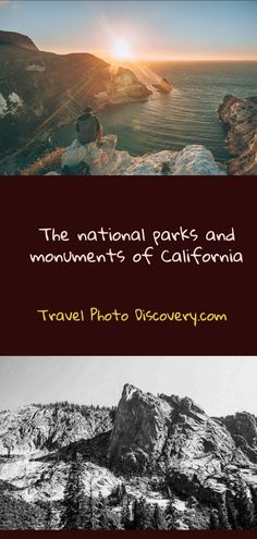 May 2019 - California has a wealth of stunning landscape in her national parks and monuments. Throughout the state, California National Parks, National Parks Usa, California Travel, Usa Travel Guide, Travel Usa, Travel Tips, Canada Travel, Travel Guides, San Jacinto Mountains