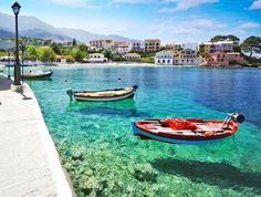 Greece - Kefalonia - Assos #travel #greekislands  Assos, one of the most picturesque villages of Kefalonia