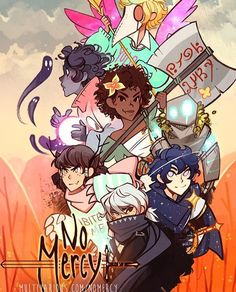 No Mercy by Elentori