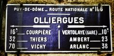 Olliergues. Photo © Copyright Yves Philippe