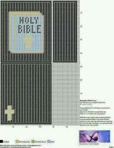 Cover bible