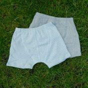 2-Pack Boxer Shorts in Organic Cotton - £15.99 : Cambridge Baby, Organic Natural Clothing