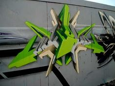 3D Graffiti Letters A-Z   Graffiti Alphabet Art Graffiti Alphabet Murals 3d Graphic   Personal ...