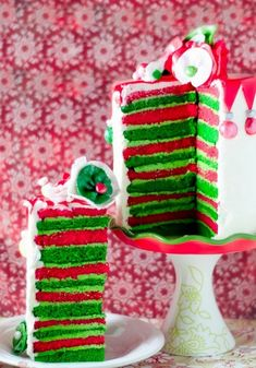 Christmas santa cake recipes