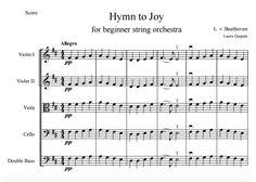 Hymn to Joy - Sistema Global