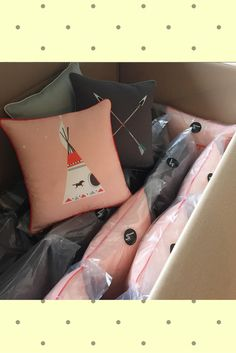 New arrivals! These cushions are so soft! Feel them yourself!  http://www.pleasedtomeet.de/en/textiles/cushions/