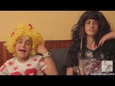 Momentos graciosos Adexe & Nau (Parte 1) - YouTube