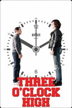 MediaFuego: Three O'Clock High - 1987