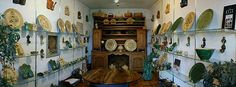 boutique  poteries Hermann