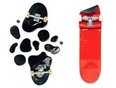 Ceramic Skateboards