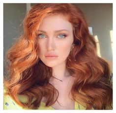 Beautiful Red Hair, Beautiful Redhead, Hair Inspo, Hair Inspiration, Red Hair Celebrities, Copper Red Hair, Tumbrl Girls, Red Hair Woman, Girls With Red Hair