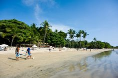 Playing soccer on the beach in Tamarindo.