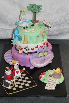 Alice in Wonderland - Mad Hatter Tea Party