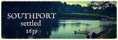 https://flic.kr/p/yzJtY6 | Luigi Speranza -- THE MILL RIVER, Southport, Long Island Sound.