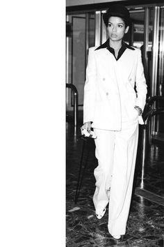 Bianca Jagger   - HarpersBAZAAR.com