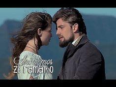 Zé Ramalho Sinônimos Trilha Sonora Além do Tempo (Legendado) Tema de Lívia e Felipe HD. - YouTube