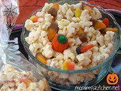 Halloween Munch Mix