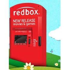 Like Redbox on facebook and you can send cards to your facebook friends that will contain a promo code good for one free movie rental on May 13, 2012.