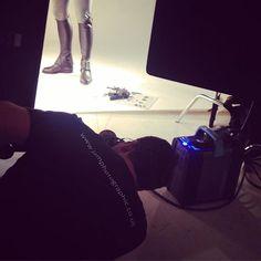 We've been shooting the next #harryhall range today  - it's a good one  #equestrianfashion #behindthescenes