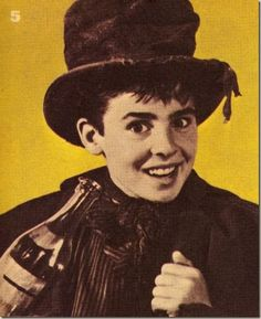 Davy Jones from The Monkees  use to be a TV show we would watch when we got home from school.  Mums