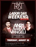 Surreal Vegas Labor Day Line Up Wet, Boris, Luciano, Pure, Kandy Vegas, Morillo, Deadmau5 at XS, Laidback Luke, and More!
