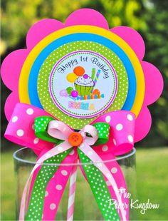 Lollipop Invitations Candyland Lollipop Invitations Candyland