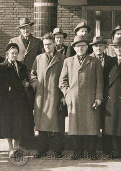 Het vroegere personeel van Bruynzeel #DKVH #retro #vintage
