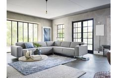 CAROLINA - Een echte topper van IN.HOUSE. Veel uitvoeringen mogelijk - #carolina #in.house #sofa #corner #love #deruijtermeubel