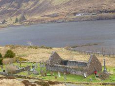 Clan MacRae Cemetary and War Memorial, Kintail