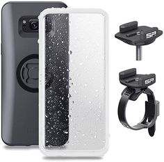 Use your apps, access your playlists and navigate easily on the go with the SP Connect Bike Bundle case with mount. It lets you attach your iPhone® X/XS to your bike in seconds. Bicycle Bag, Bike, Gopro Camera, Phone Mount, Gadgets, Bicycle Accessories, Connection, Phone Cases, Iphone