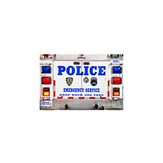Police Truck, Police Department City of New York, Nypd, US, USA, White... ($30) ❤ liked on Polyvore featuring home, home decor, wall art, athletes, athletes by sport, baseball players, baseball players by name, celebrities by talent, entertainment and h
