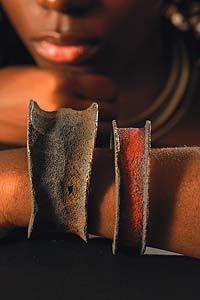 """""""Sand Jewels"""" Bracelets  Artist: Enric Majoral"""