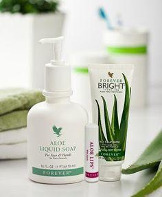 Begin de dag goed met onze producten op basis van Aloë Vera! https://shop.foreverliving.com/retail/entry/Shop.do?store=NLD&language=nl&distribID=310002057252