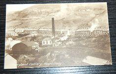 Vintage Postcard Penybont Colliery Abertillery. Cymru, Coal Mining, Welsh, Nice, World, Movie Posters, Vintage, Welsh Language, Film Poster