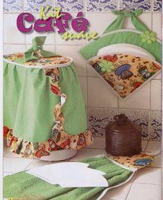 Manualidades De Cocina | Resultado De Imagen Para Manualidades En Tela Para Cocina