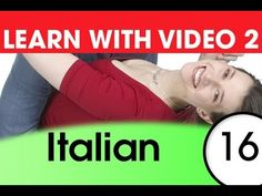 Learn Italian with Video - Talk About Hobbies in Italian