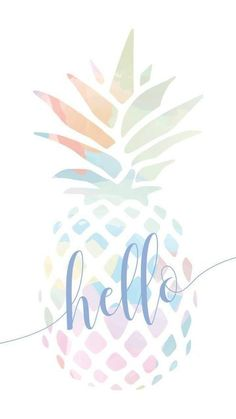 samsung wallpaper 2019 Ideas Wallpaper Iphone Pineapple Backgrounds For Kawaii Wallpaper, Pastel Wallpaper, Cute Wallpaper Backgrounds, Trendy Wallpaper, Wallpaper Iphone Cute, Aesthetic Iphone Wallpaper, Iphone Backgrounds, Cute Wallpapers, Hello Wallpaper