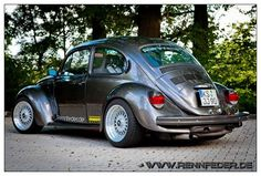 Volkswagen – One Stop Classic Car News & Tips Vw Super Beetle, German Look, Carros Vw, Automobile, Bug Car, Vw Vintage, Datsun 510, Vw Cars, Vw Volkswagen