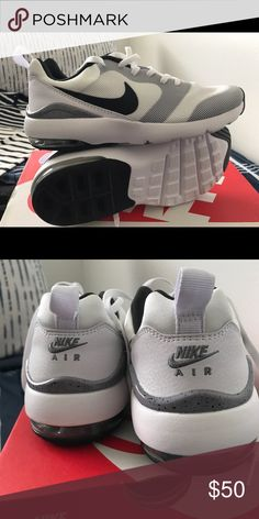 Women's air max siren Cute and comfy air max shoes!! PRICES ARE FIRM LADIES. BRAND NEW IN A BOX. If you don't see your shoe size listed, please ask!! Nike Shoes Athletic Shoes