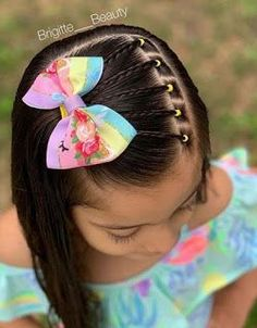 20 Stunning Kids Hairstyles Ideas You Have To Try Right Now Toddler Hairstyles Girl Hairstyles Ideas Kids Stunning Girls Hairdos, Little Girl Haircuts, Cute Little Girl Hairstyles, Baby Girl Hairstyles, Princess Hairstyles, Hairstyles For Girls Easy, Wedding Hairstyles, Bridesmaid Hairstyles, Dance Hairstyles