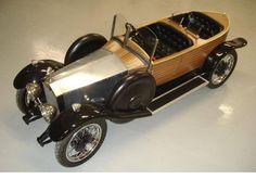 Rolls Royce Skiff