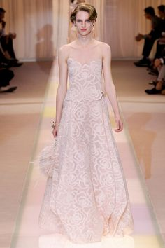 Armani Privé   Fall 2013 Couture Collection   Style.com