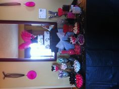 13 party candy table !