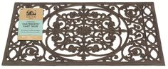 Chatsworth Cast Iron Door Mat