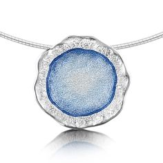 Discover the beautiful Lunar necklet by Sheila Fleet. Explore our designer jewellery from Orkney, Scotland