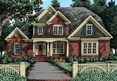 1000 images about new home ideas on pinterest southern for Southern living house plans with keeping rooms